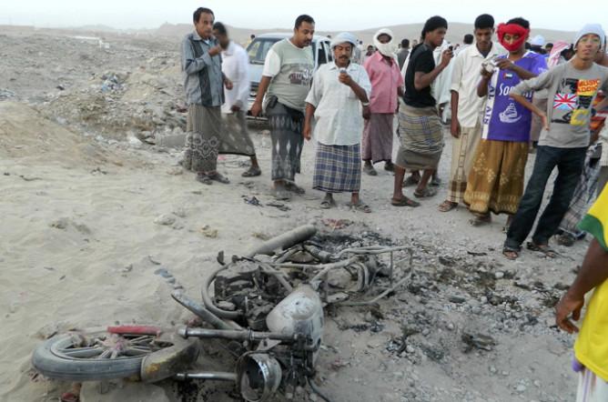 Drone killings in Yemen