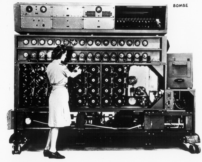 Enigma Decryption Machine