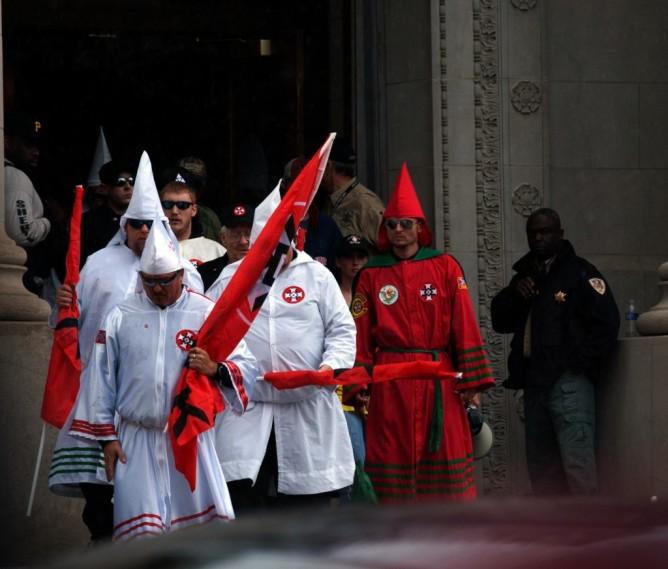 Klan-members