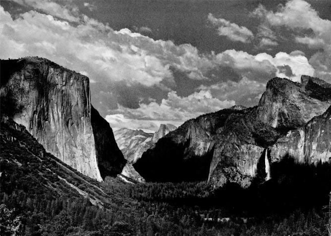 Yosemite Valley Adams