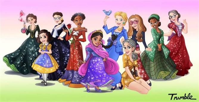 David Trum Princesses
