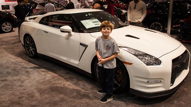 GTR at San Francisco Auto Show-0250