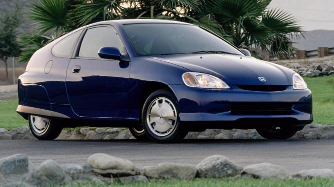 Honda Insight-