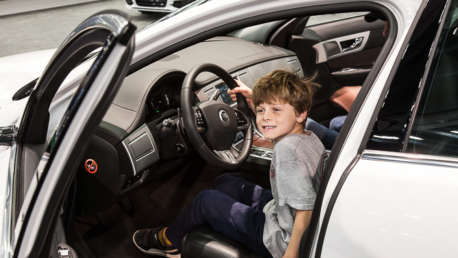 Audi at San Francisco Auto Show-0254