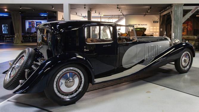 Bugatti Bugatti La Royale-1929