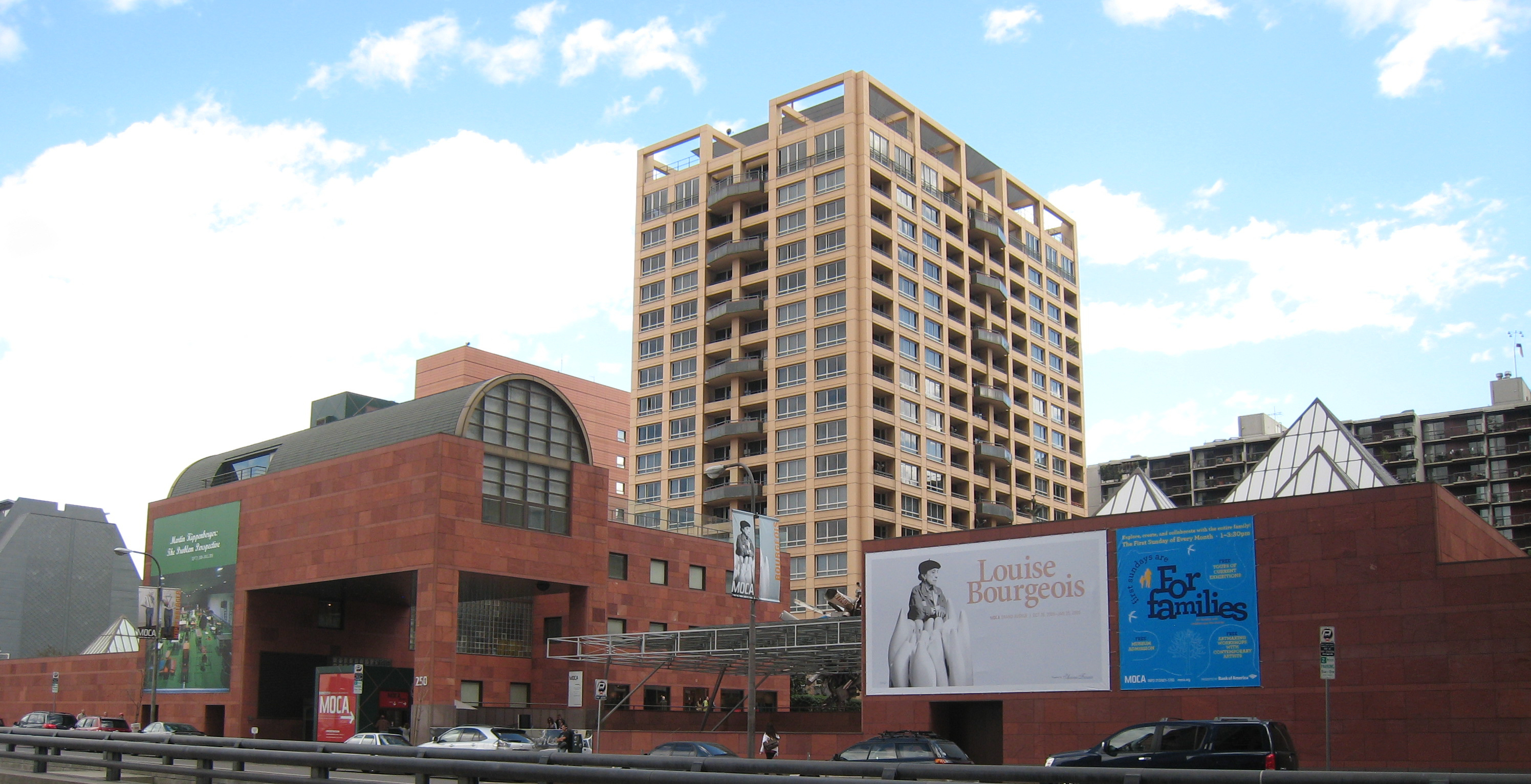 MOCA, picture from Wikipedia.
