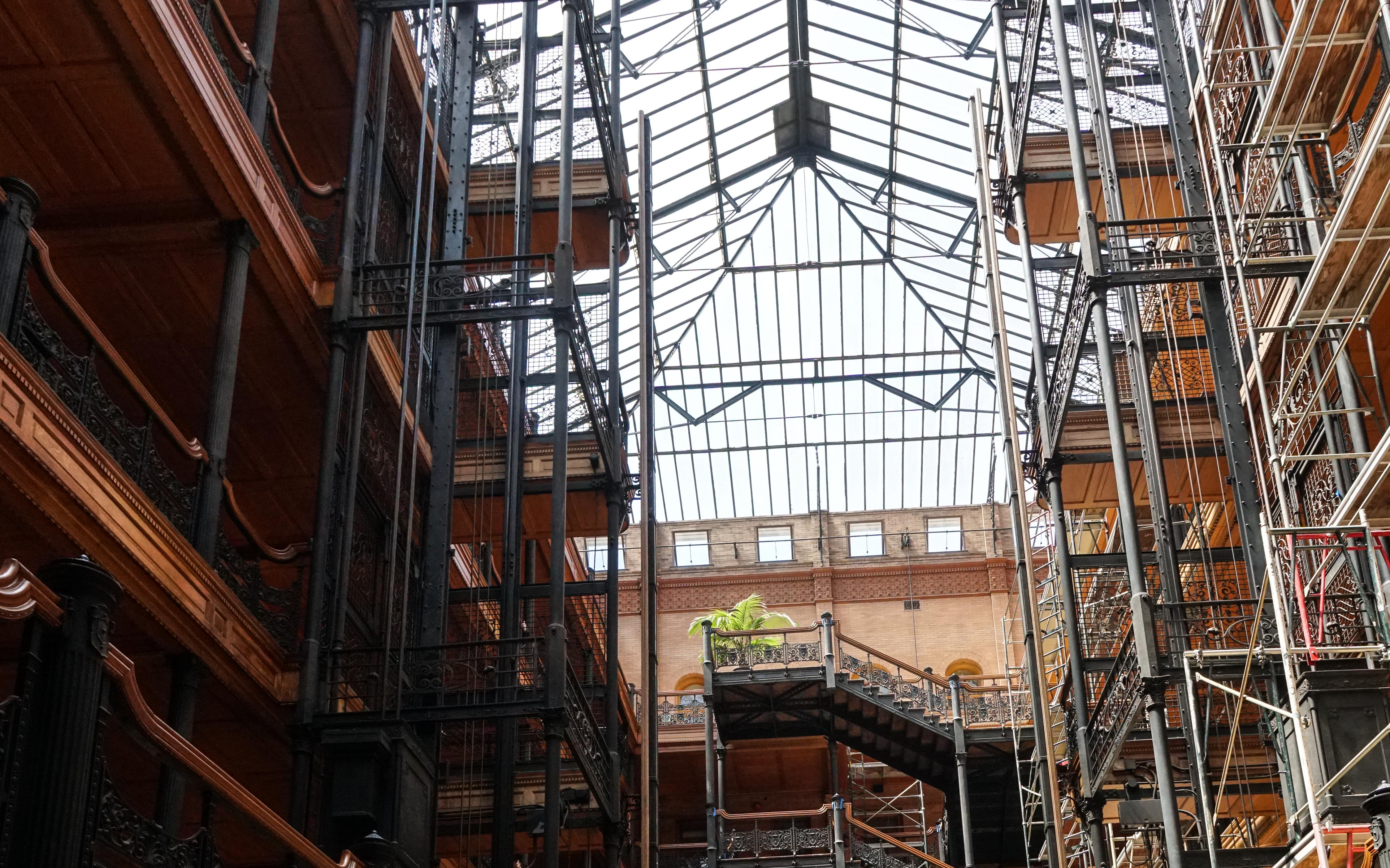 Bradbury Building-